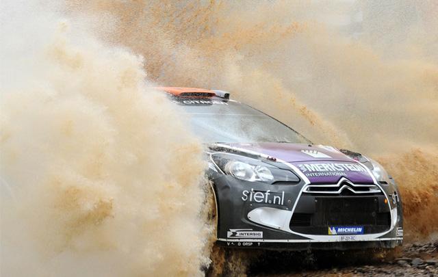 Arranca esta tarde el Rally mundial en Argentina