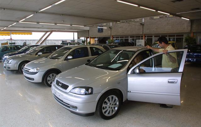 La caída en la venta de autos usados ya acumula un 15 %