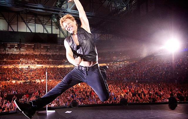 Bon Jovi vendrá en septiembre a la Argentina