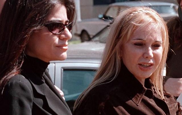 Le robaron el auto a Zulemita Menem cuando estaba con su mamá