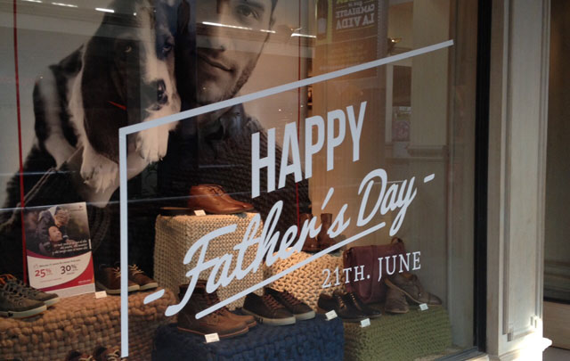 Día del Padre: comerciantes rechazan cambio de fecha