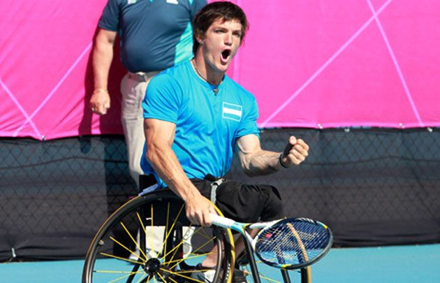 El primer Nº 1 en singles para Argentina — Gustavo Fernández