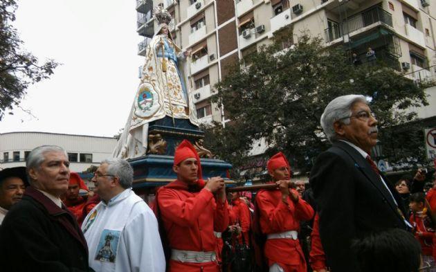 Gutiérrez celebra la independencia en Tucumán