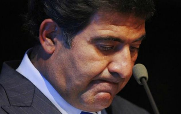 Ricardo Echegaray presentó su renuncia a la Auditoría General de la Nación
