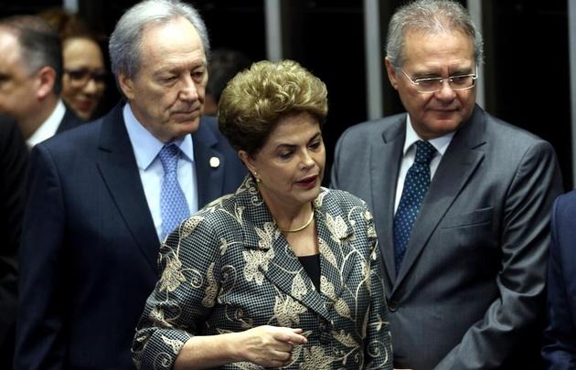 Dilma Rousseff enfrenta su juicio político con