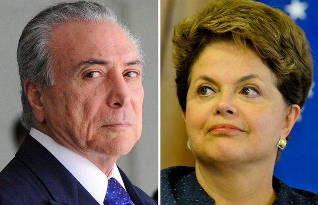 Chau Dilma: Senado destituyó a presidenta