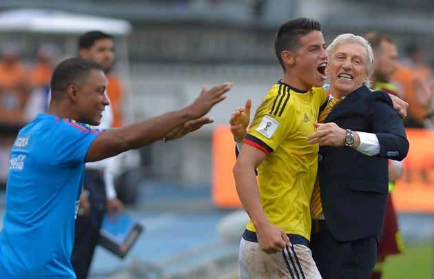 Venezuela cayó 2-0 ante Colombia en Barranquilla