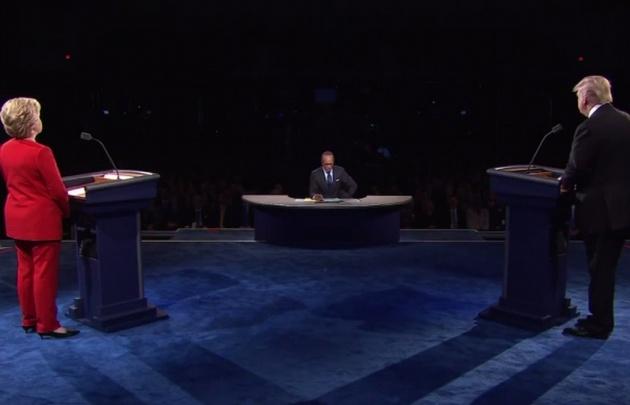 ¿por qué es tan difícil ganarle un debate a Donald Trump?