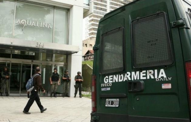 Lavado de dinero: allanamientos múltiples en el centro rosarino