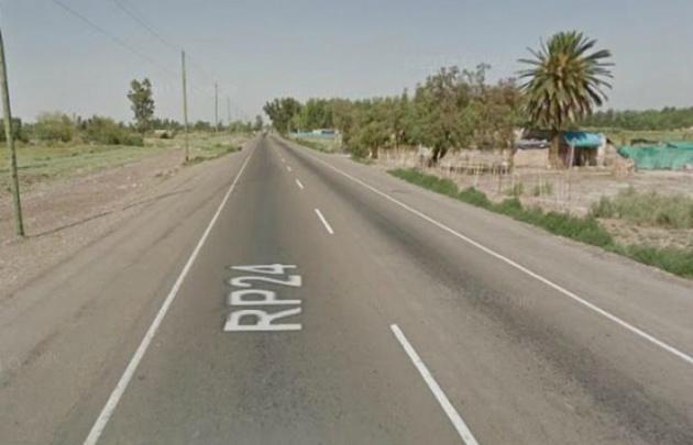 Dormían en una ruta de Lavalle y los arrollaron: dos muertos