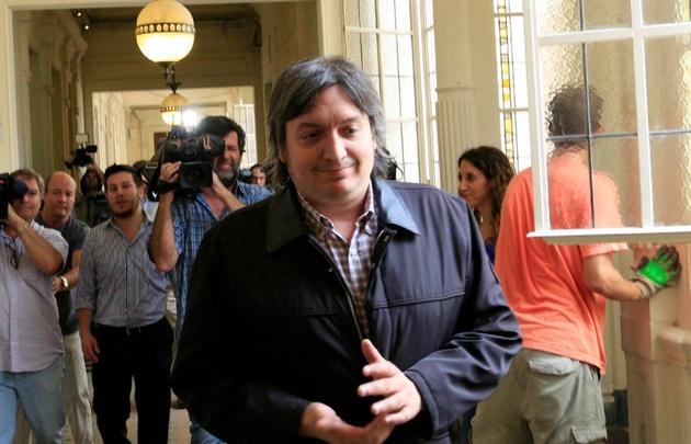 En Diputados ya impulsan el desafuero de Máximo Kirchner