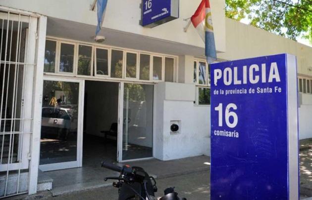 Trece detenidos se fugaron de una comisaría de Rosario