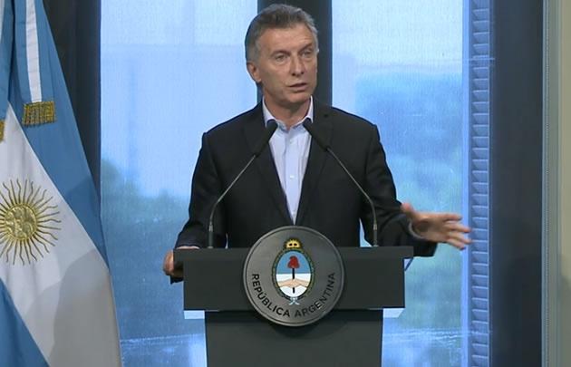Macri endurecerá controles migratorios por decreto