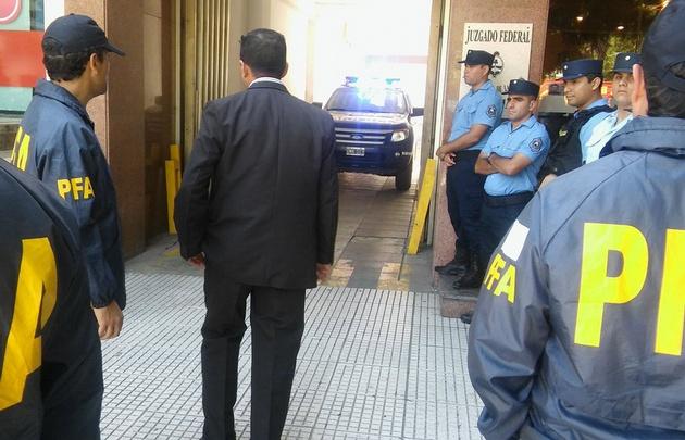 Detuvieron al ex jefe del Ejército César Milani