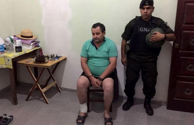 Procesaron por narcotráfico al intendente de Itatí