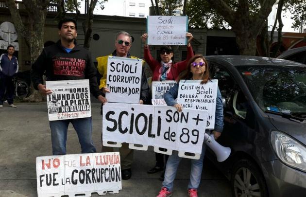Daniel Scioli declaró en La Plata durante tres horas — ARGENTINA