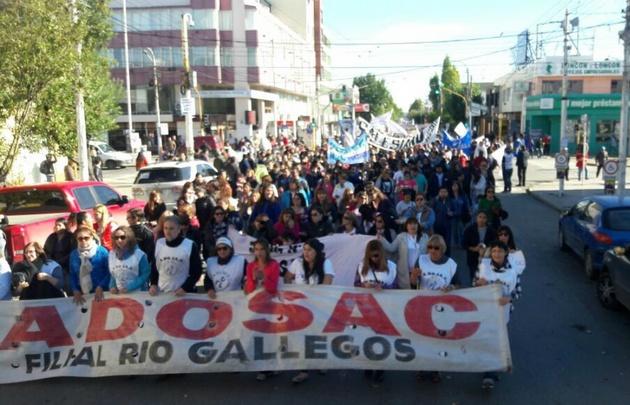 El Gobierno condiciona la ayuda para Alicia Kirchner