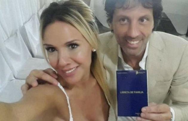 Detuvieron al marido de Laura Miller por millonario robo