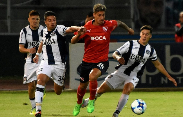 Horario, TV y formaciones — Talleres-Independiente