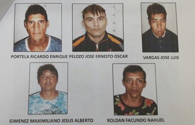 10 presos fugan al limar los barrotes de la celda en Rosario