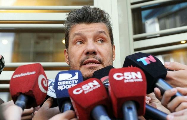 Tras dejar la AFA, Marcelo Tinellí se lanzaría a la política