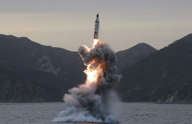 EEUU confirma disparo de misil de Corea del Norte, que habría fracasado