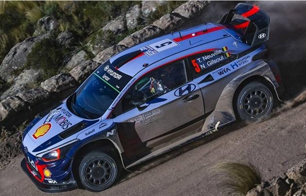 Rally Argentina 2017: Incendiaron unos 15 autos particulares