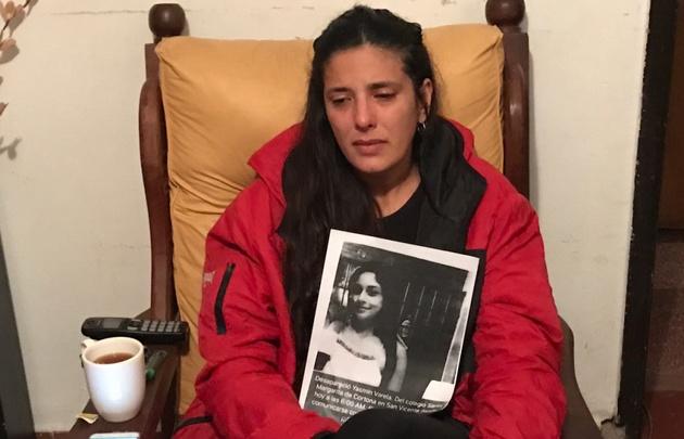 Desesperada búsqueda de una adolescente de 14 años — Córdoba