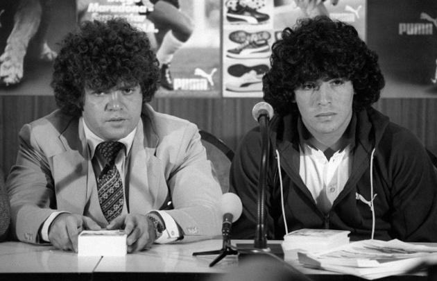 Se mató el primer representante de Maradona