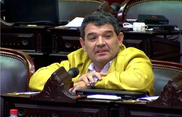 Alfredo Olmedo, el único diputado que votó contra la limitación del 2x1