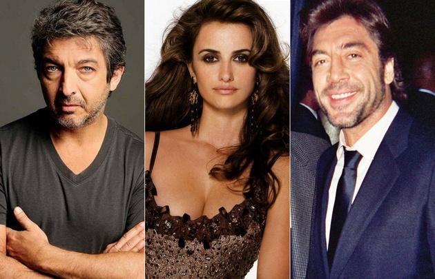 Ricardo Darín protagonizará un thriller con Penélope Cruz y Javier Bardem