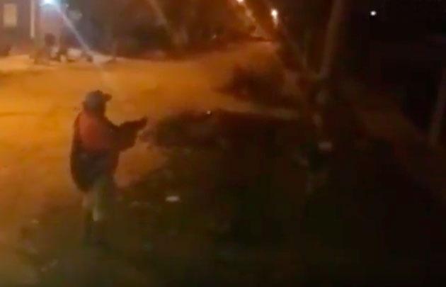 Ingeniero Budge: Denunciaron a los narcos y les ametrallaron la casa