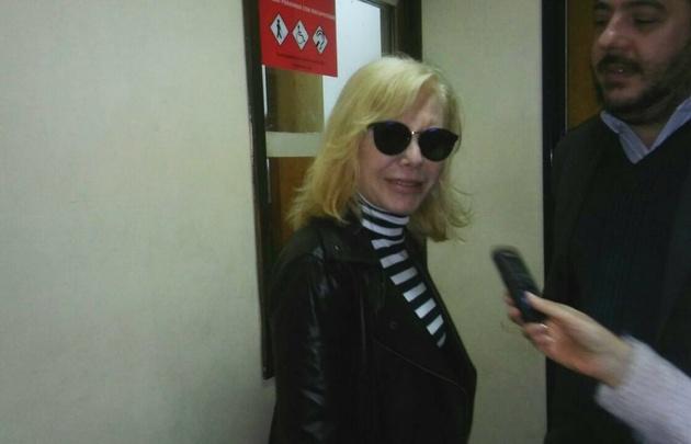Cecilia Roth declara como testigo en caso por presunto fraude en kirchnerismo