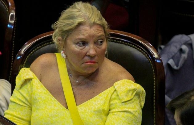 La justicia cerró la causa contra Lilita Carrió por enriquecimiento