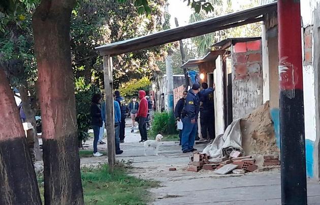 Se realizaron más de 30 allanamientos — Rosario