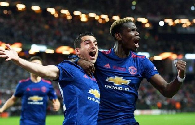 Manchester United, con Sergio Romero, se coronó campeón de la Europa League