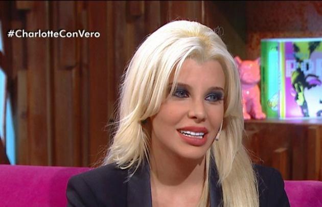Reapareció Charlotte Chantal Caniggia en la tele y mostró su nueva cara