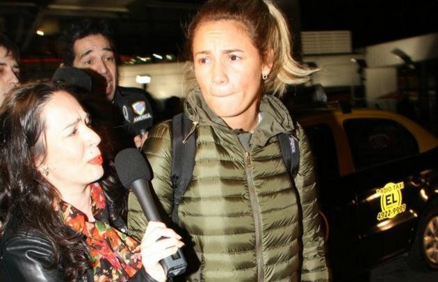 Rocío Oliva volvió a la Argentina y provoca: