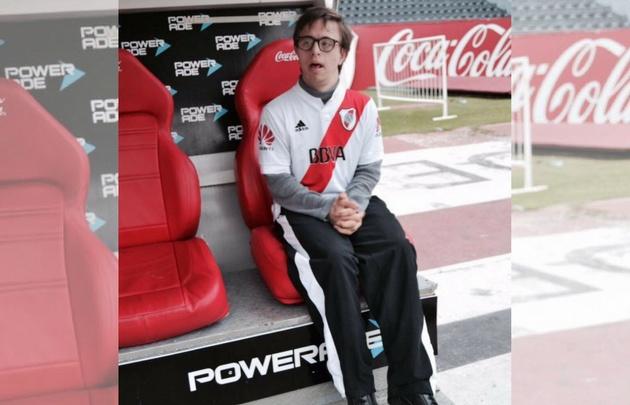 River Plate: Marcelo Gallardo cumplió el sueño de un hincha muy especial