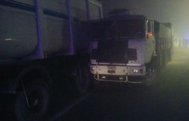 Accidente fatal en la A012, a la altura de Roldán