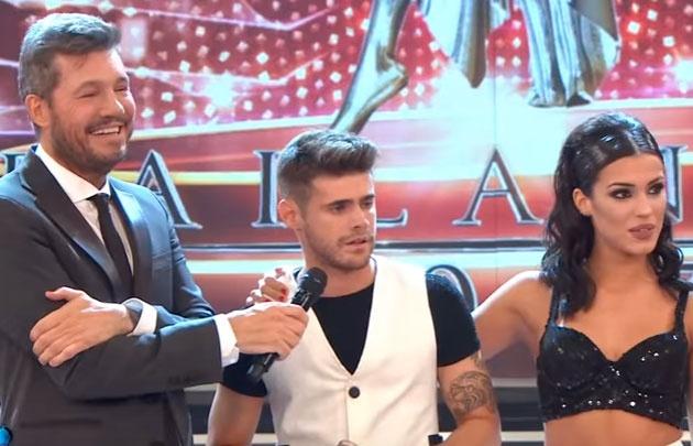 El fallido debut de Gastón Soffritti y su novia en el Bailando