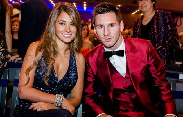 Messi y Antonella Roccuzzo se casarán el 30 de junio — Confirmado