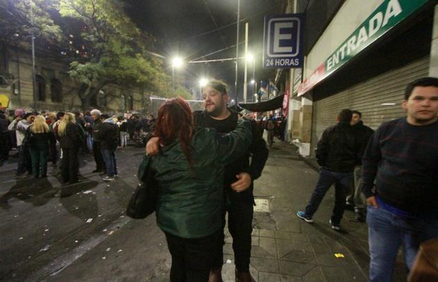 Córdoba continúa por quinto día con paro de colectivos