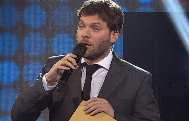 Rial boicoteó los premios desde su casa — Martín Fierro