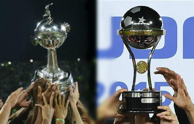 Cómo está la clasificación a la Libertadores y la Sudamericana