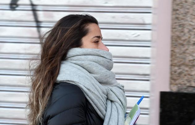 Ciudad argentina registra la temperatura más baja de su historia