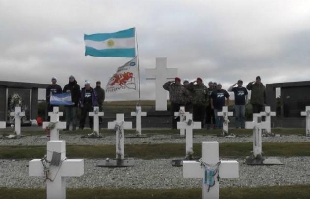 Cruz Roja afirma que no autorizó divulgación de fotos — Malvinas