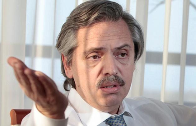 Randazzo presentó su candidatura por la renovación del PJ