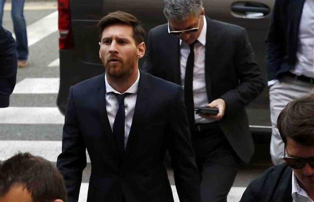 Antonella Roccuzzo a Messi: