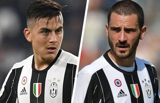 Leonardo Bonucci se convirtió en nuevo jugador del AC Milan